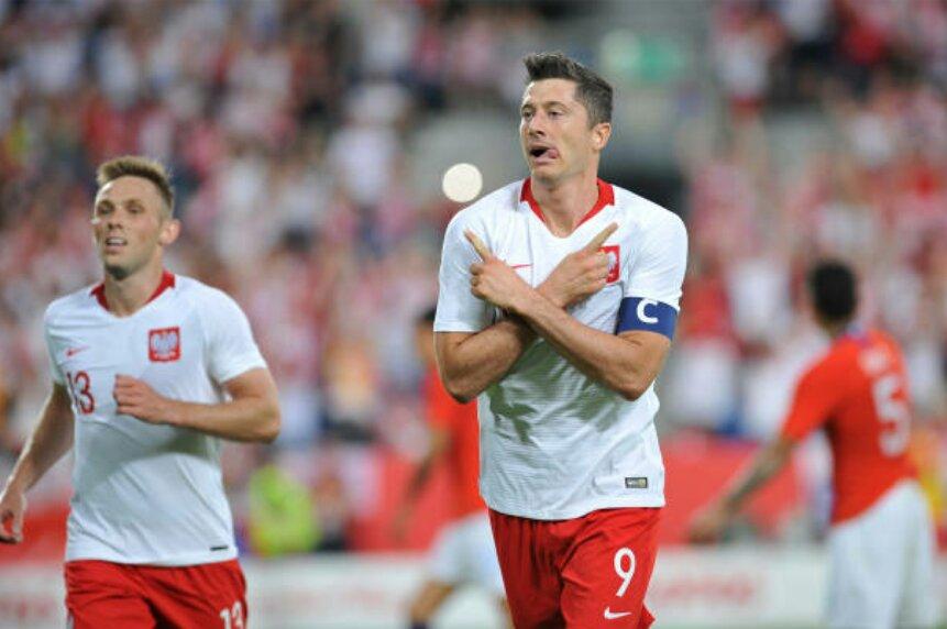 เลวานยิงสวย!! โปแลนด์อุ่นไม่เฉียบ ได้แค่เสมอชิลี 2-2