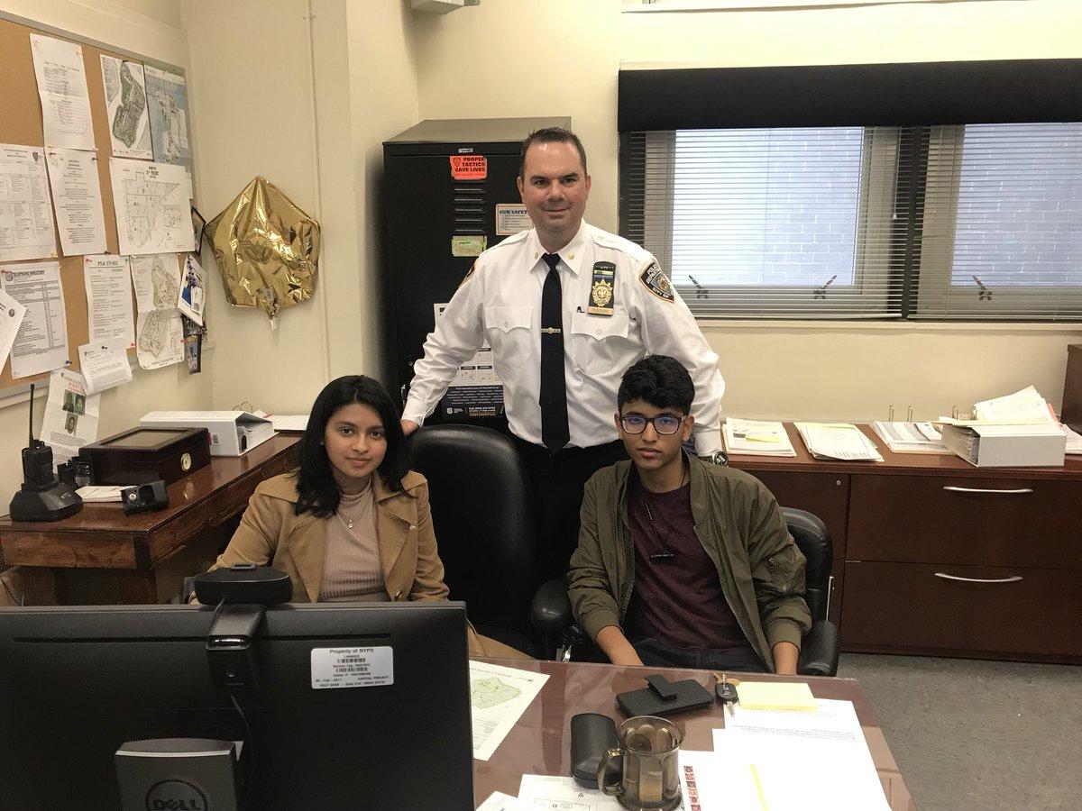 Congratulations on the Day of Precinct 16