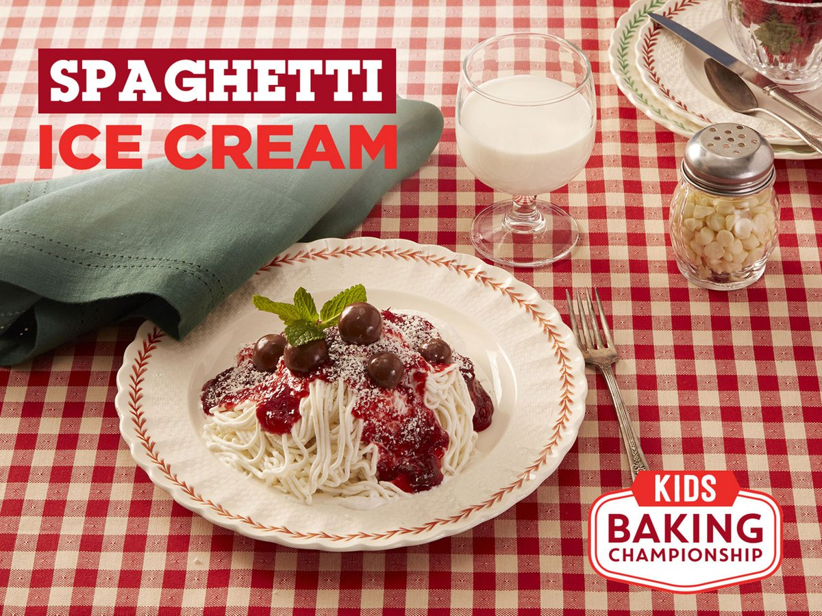Surprise your #family with this spaghetti #icecream dessert!  https://t.co/bvmlHEhdzf https://t.co/PO4br1WWJY