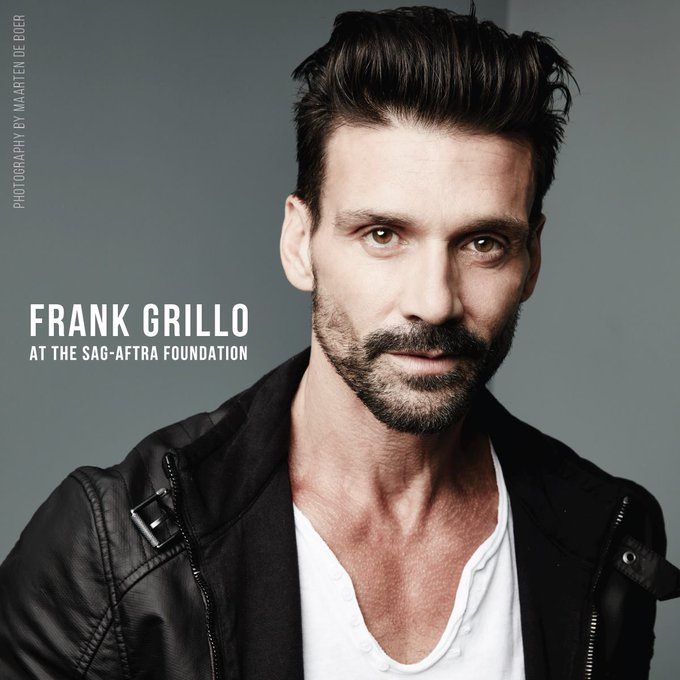 Happy Birthday Frank Grillo!