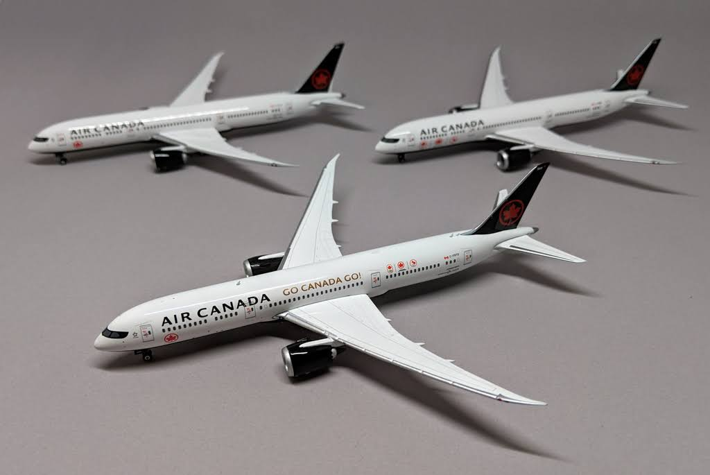 66a5308f2a3 Going to be a GREAT weekend to swing by Avworld Canada https   www.avworld. ca  PS. just announced.. GeminiJets 1 200 Air Canada 737 Max8 s.. get your  order ...