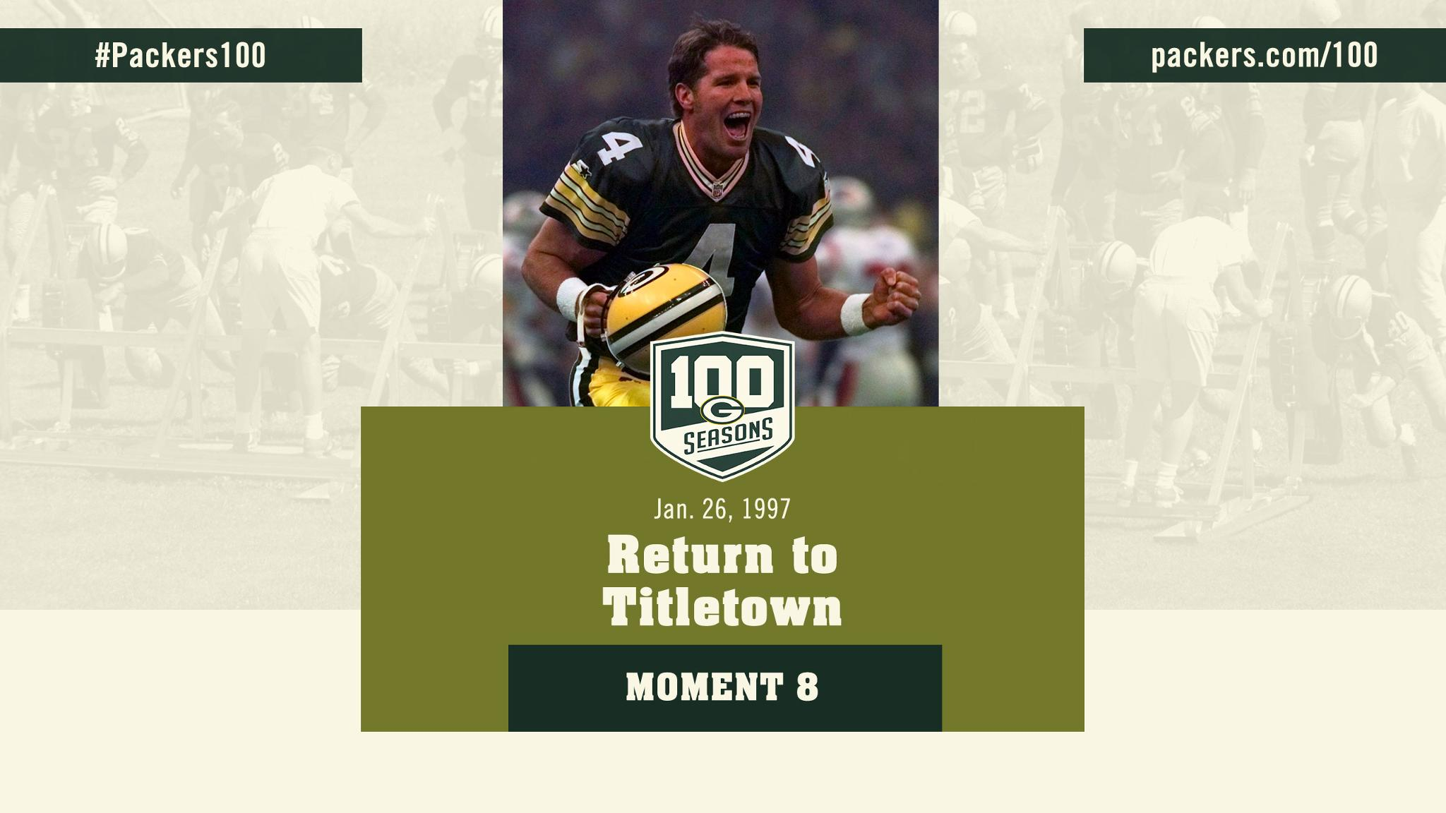 January 26, 1997: Super Bowl XXXI champs ��  ��: https://t.co/KTAYtNg2WP   #Packers100 https://t.co/Zqyvu2U7Qf