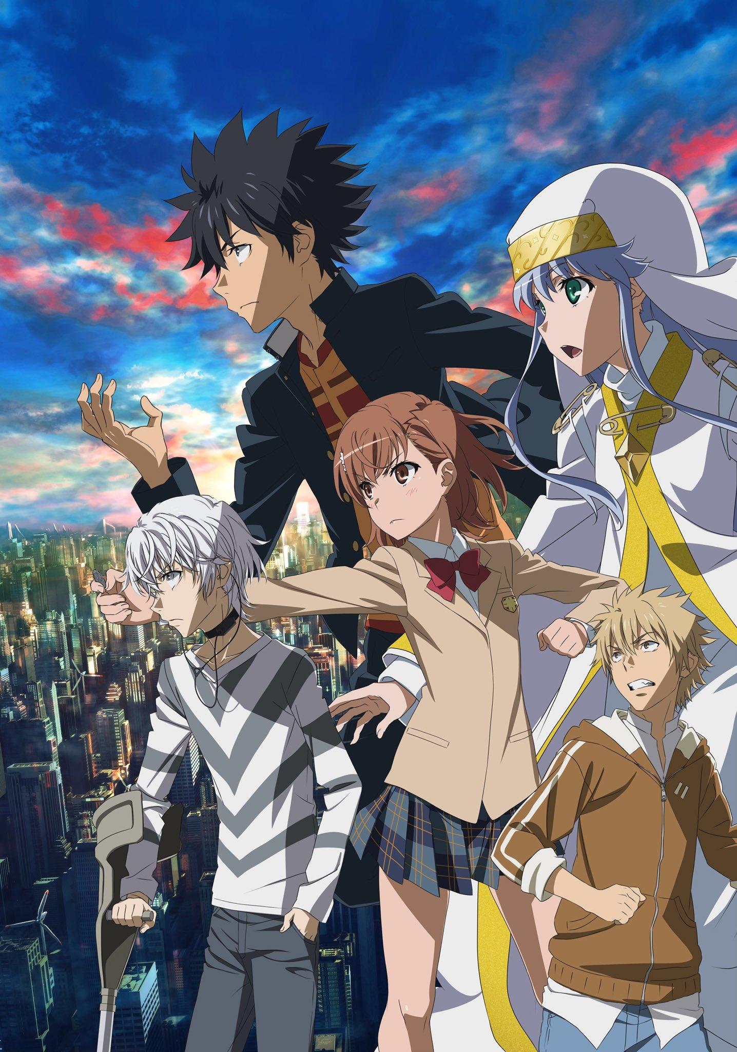 [Top 10] - Animes que Estão Começando a Bombar na Line-Up Outono 2018 DfN79KNU8AAfrh9