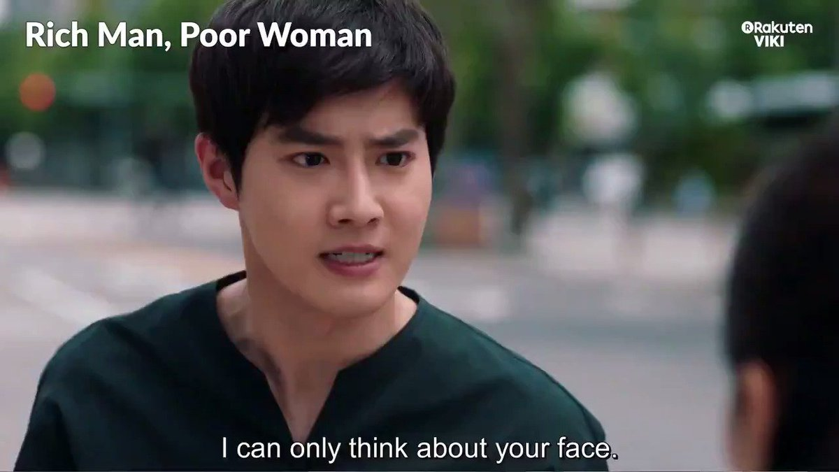 #EXOs Suho remembers #HaYeonSoo despite trying to forget her! Is anyone else crying? Watch #RichManPoorWoman on Viki: bit.ly/RichManPoorWom…