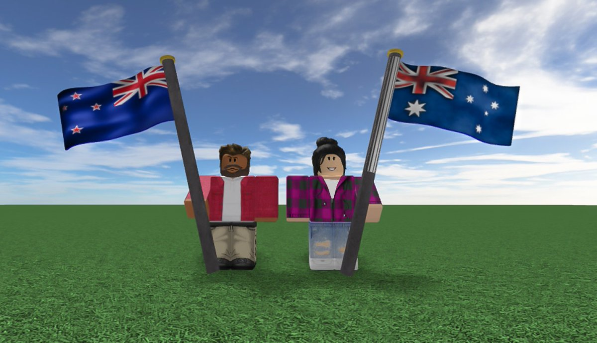 Roblox On Twitter To All Our Robloxian Aussies And Kiwis