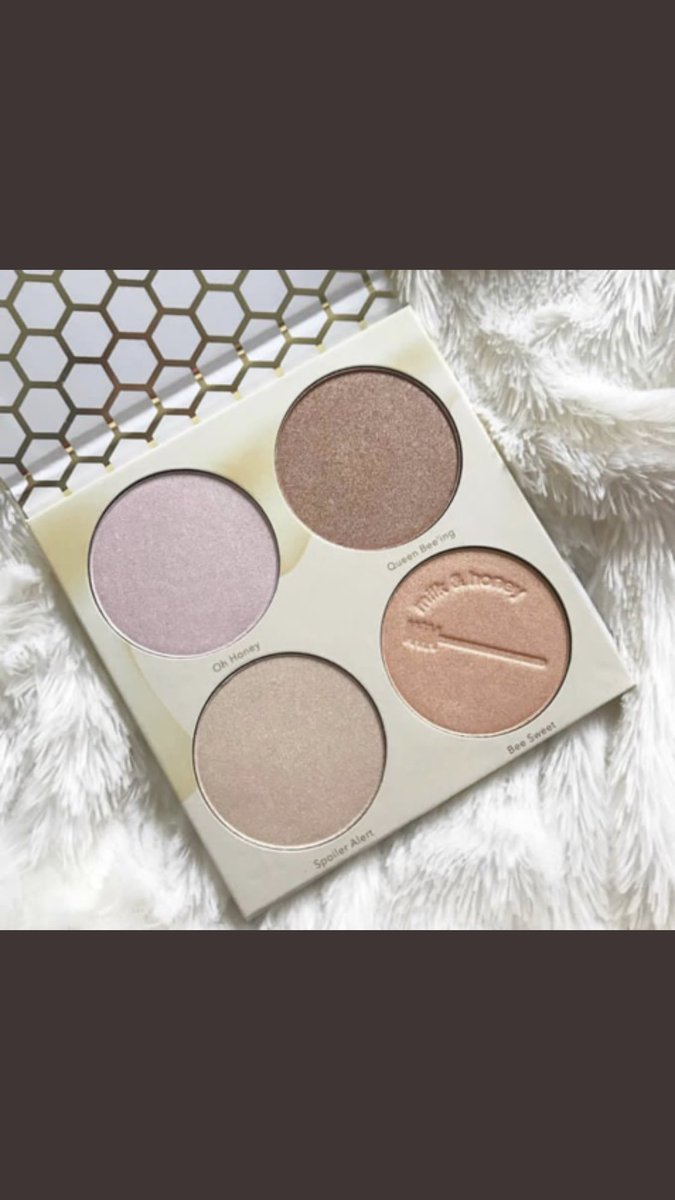 Rt to win @beautybakerie milk and honey palette mbf to win. Ends in 2 wks