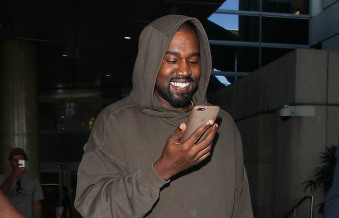 Kim Kardashian got \Rick and Morty\ to wish Kanye a happy birthday:
