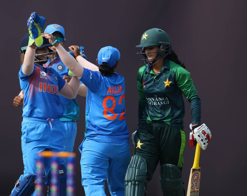 Women's Asia Cup 2018: India Squashes Pakistan to Enter Final