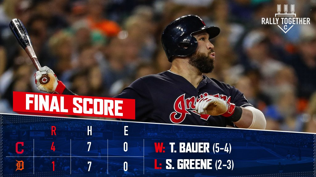 We have recorded 27 outs, and have scored more runs than our opponent.  #RallyTogether https://t.co/TIifsWBgVj