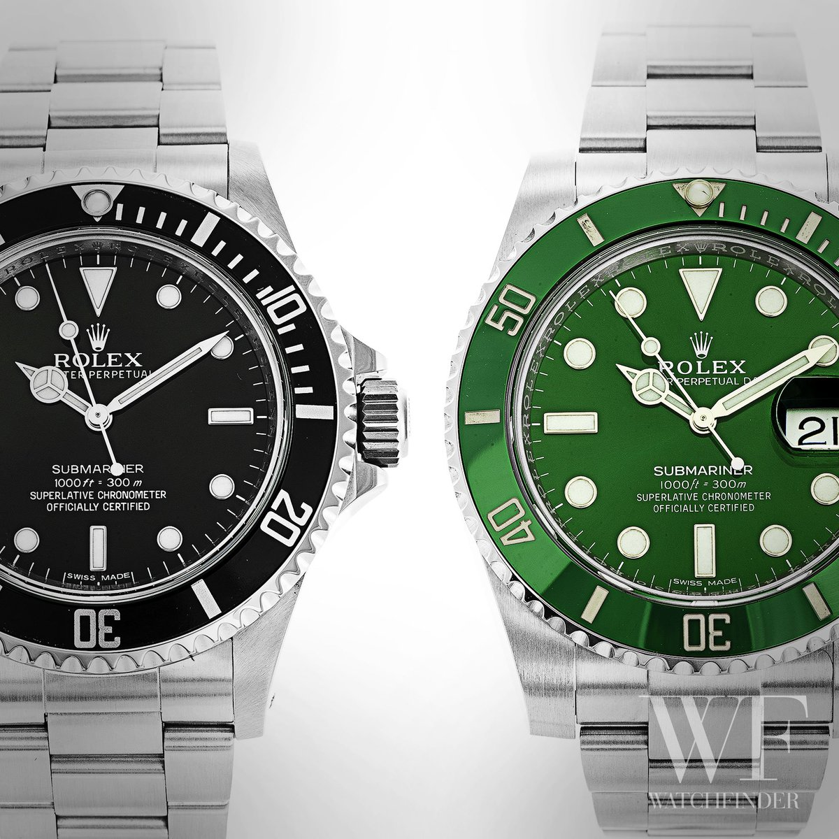 Watchfinder Co On Twitter Which Would You Wear This Weekend