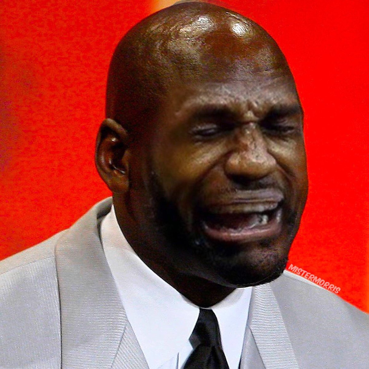Crying Jordan on Twitter
