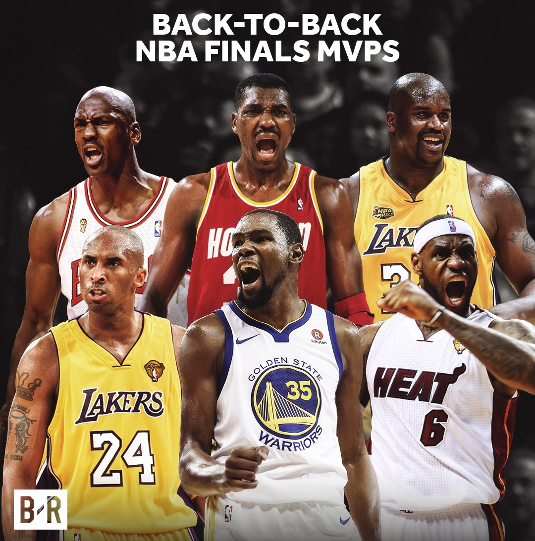 KD joined some legends tonight.