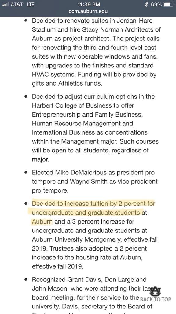 Auburn University on Twitter: