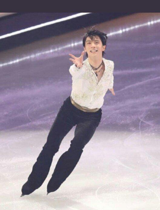 heroes & future in Nagano 2018 day 2 Yuzuru Hanyu