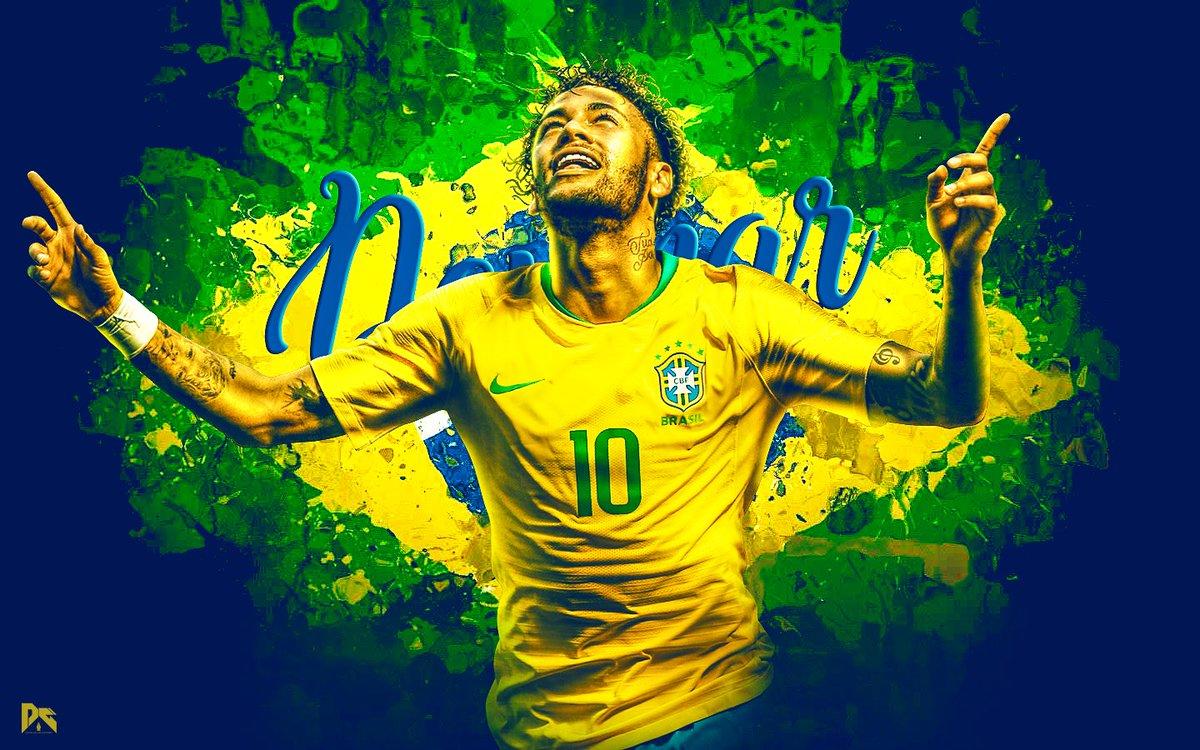 Devon Gfx On Twitter Neymar Jr 2018 Wallpaper Fifa World Cup