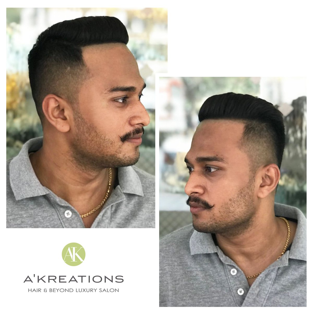 Akreations On Twitter Fade Haircuts Are Cool And Have Been A