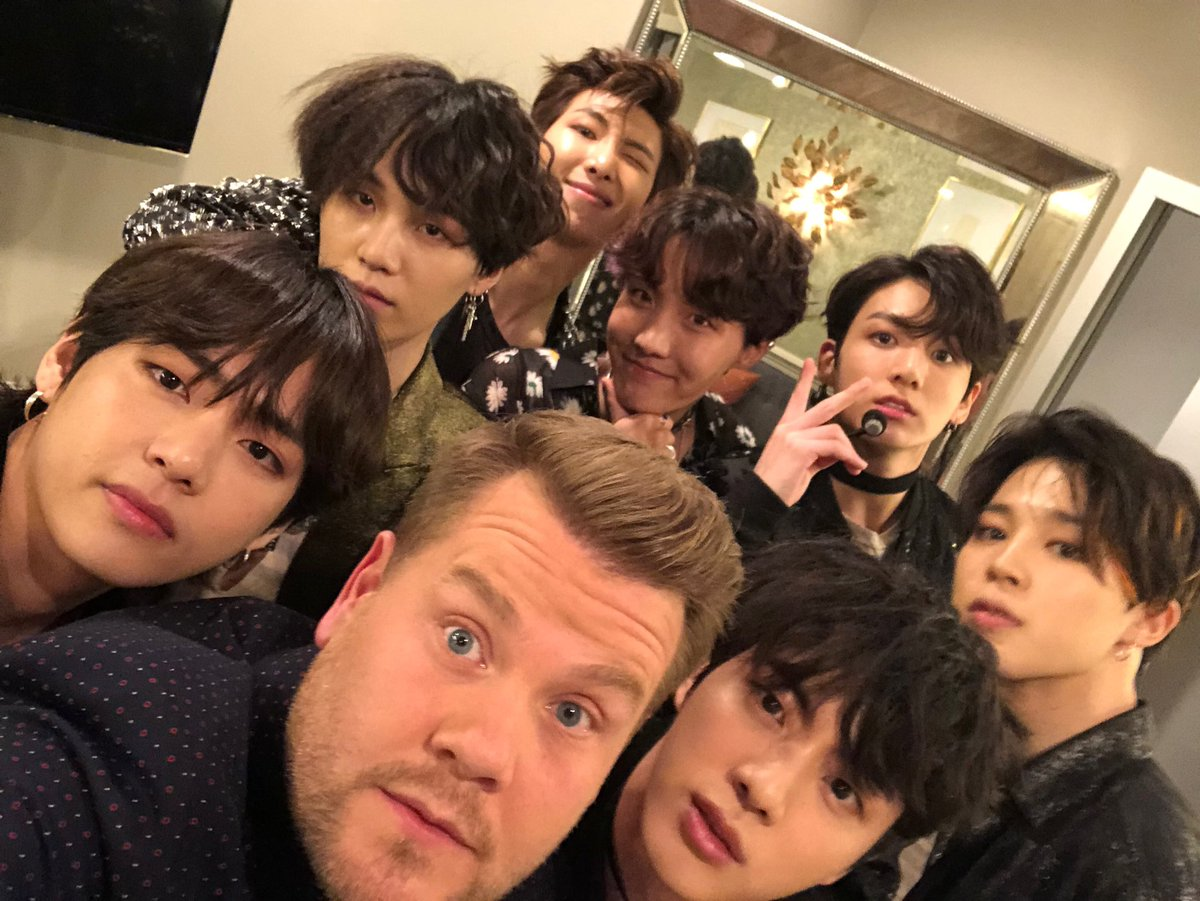 On June 12th. They're back. These guys are so great, thanks for picking us @BTS_twt x