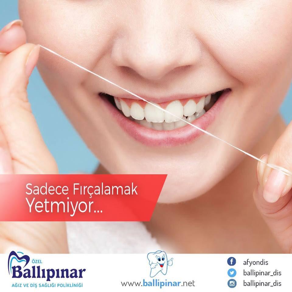 Diş ipi nasıl kullanılır