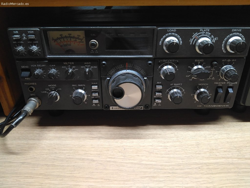 Kenwood antenna tuner At 230 manual