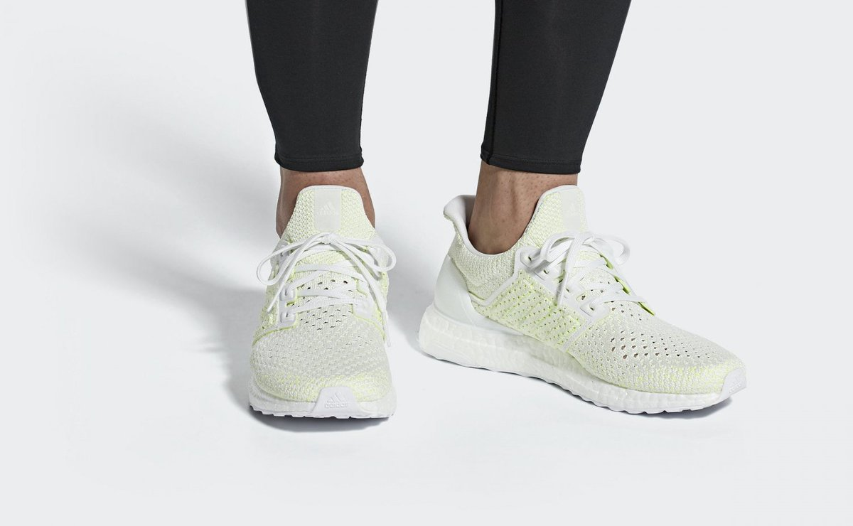 176c19111a5023 adidas Ultra Boost Clima Solar Yellow AQ0481 Dropping on June 13th Shop Now  END  http   bit.ly 2JsHZpr Visit  ...