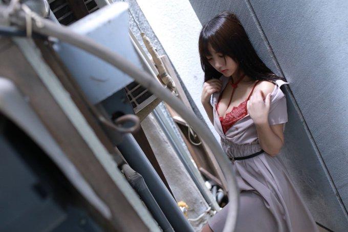 グラビアアイドル水沢柚乃のTwitter自撮りエロ画像1