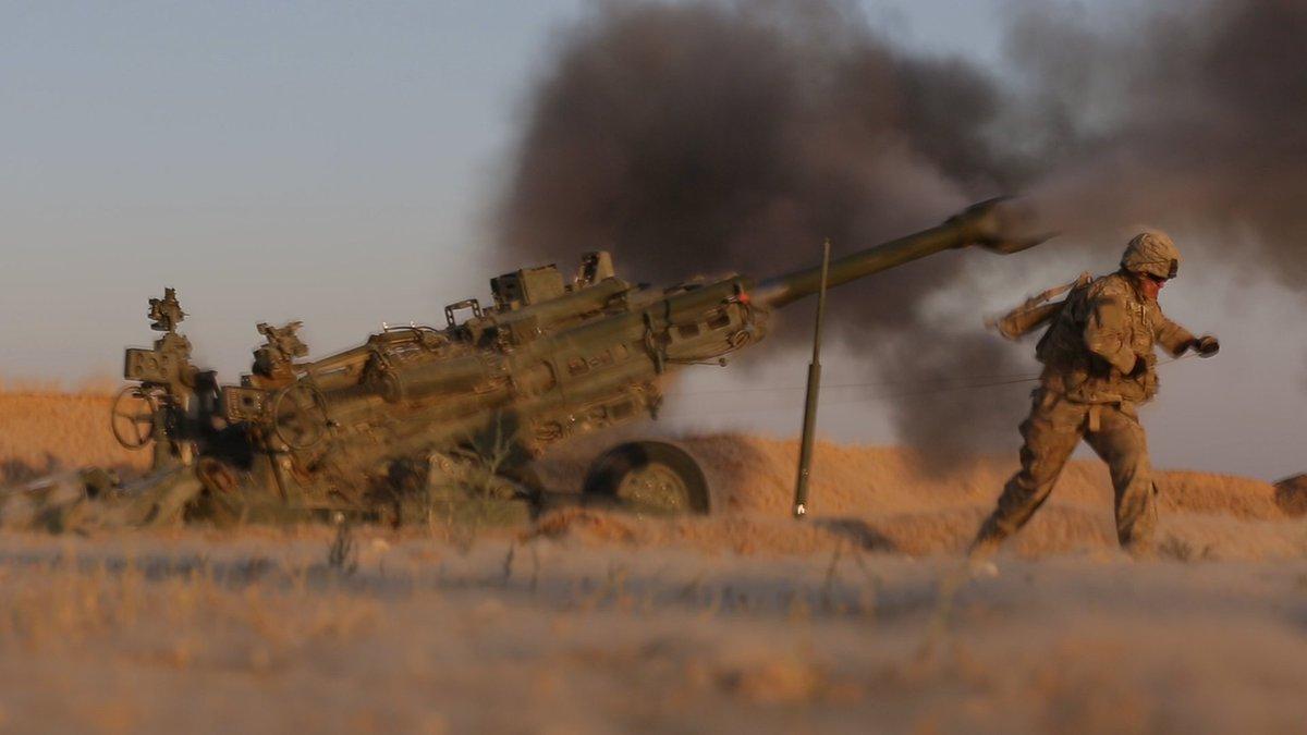 غارات جوية عراقية على داعش في سوريا DfPeZAUVAAAuwjS