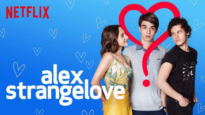 """Carla Pavia on Twitter: """"@NetflixES estrenó ayer su película para celebrar  el Día del Orgullo. Alex Strangelove, una película de adolescentes de  temática LGBT en la que he colaborado como revisora de"""