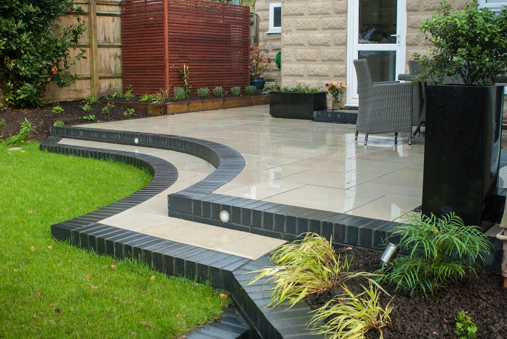 Lee Hopkins Garden Design On Twitter Here Is A Curved Patio I