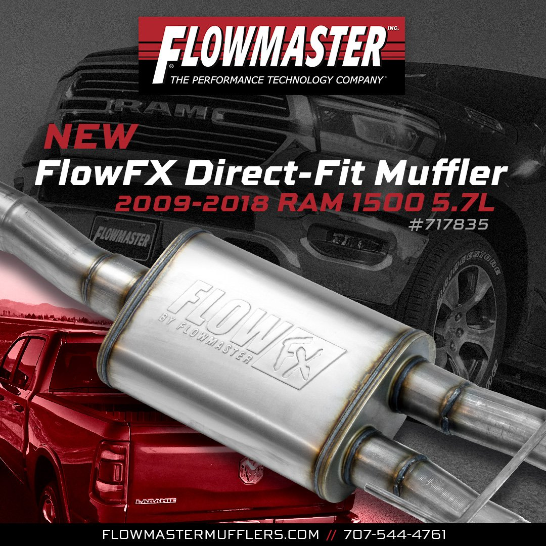 Flowmaster Exhaust on Twitter: