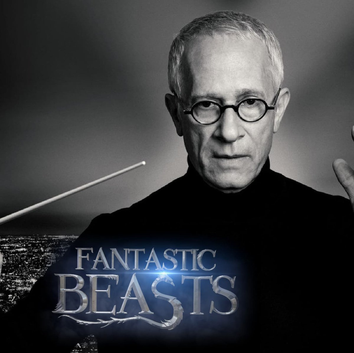 Happy Birthday also to the incredibly talented #FantasticBeasts composer, James Newton Howard! Thanks for bringing musical magic back to the wizarding world!