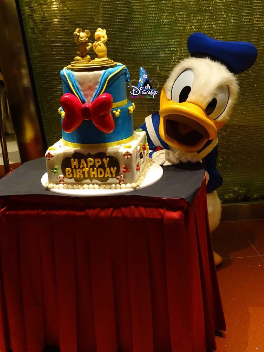 Astounding Disney Magical Kingdom Blog On Twitter To Celebrate Personalised Birthday Cards Veneteletsinfo