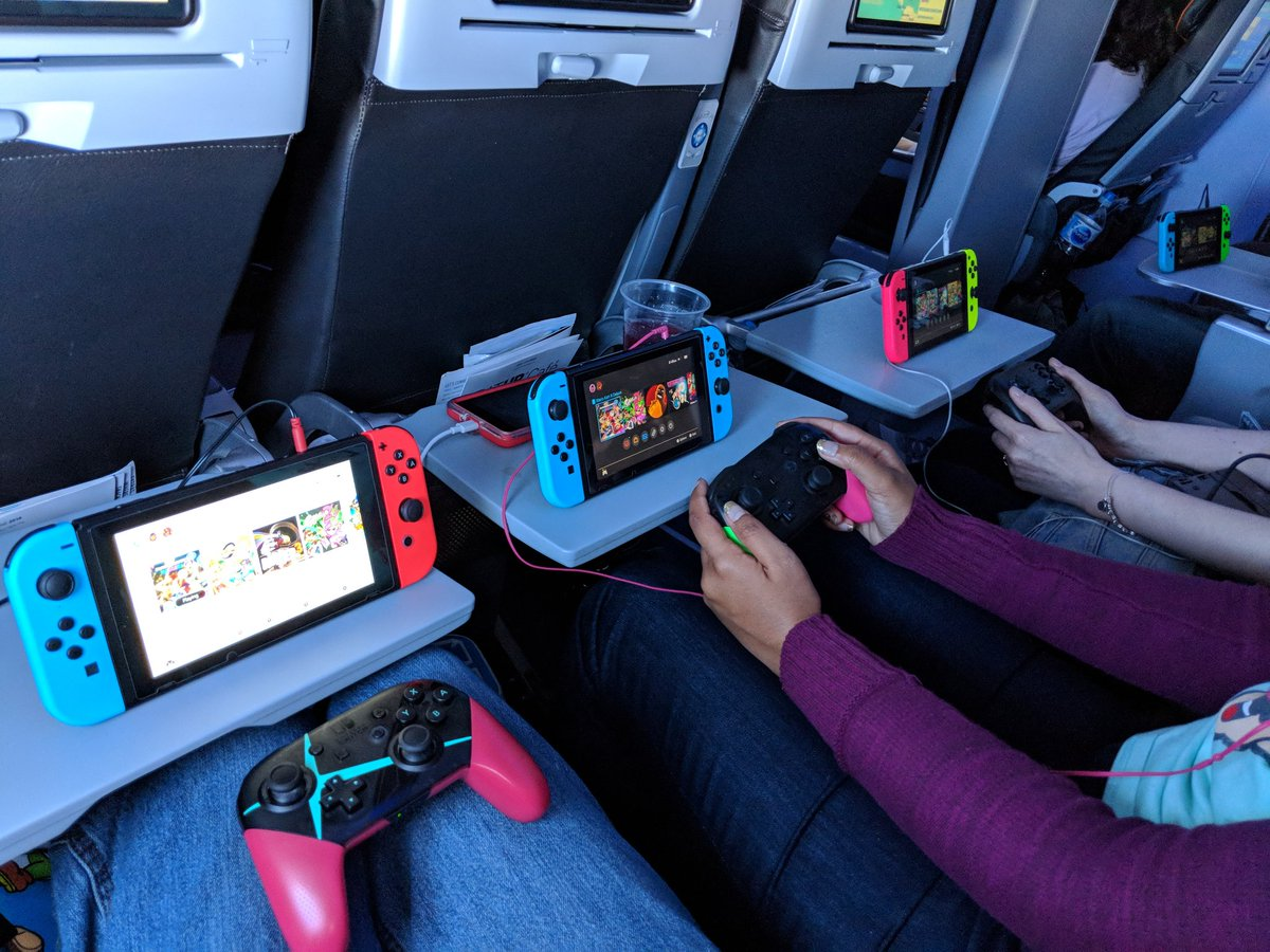 The Nintendo Power Couple on Twitter: