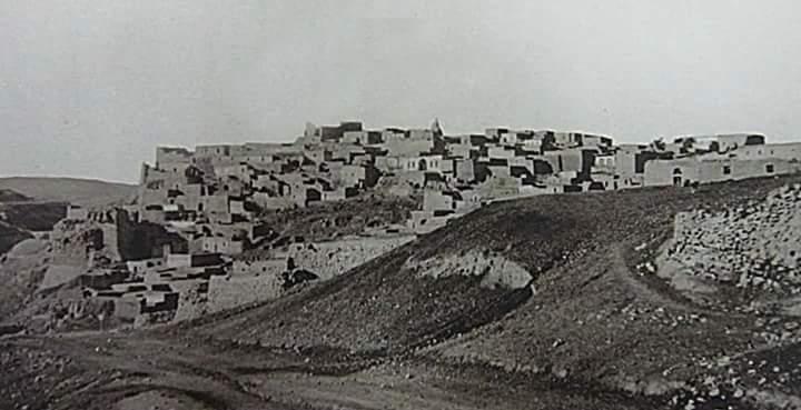 Al Karak City On Twitter الكرك منظر عام للمدينة القديمة من