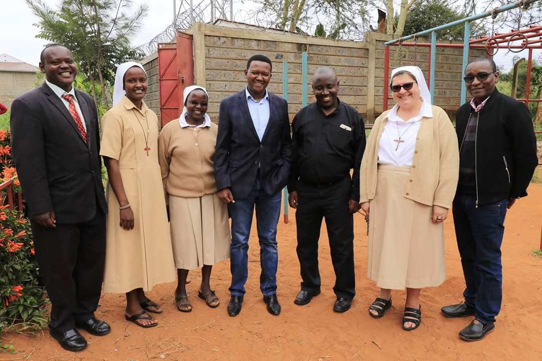 Image result for Martyrs of Uganda Children's Home