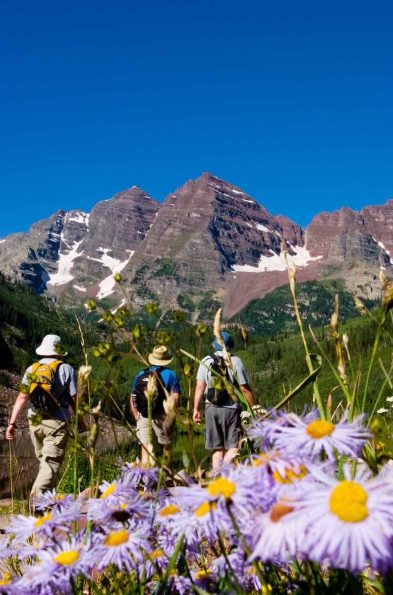Aspen Snowmass On Twitter Starting Today The Maroon Bells