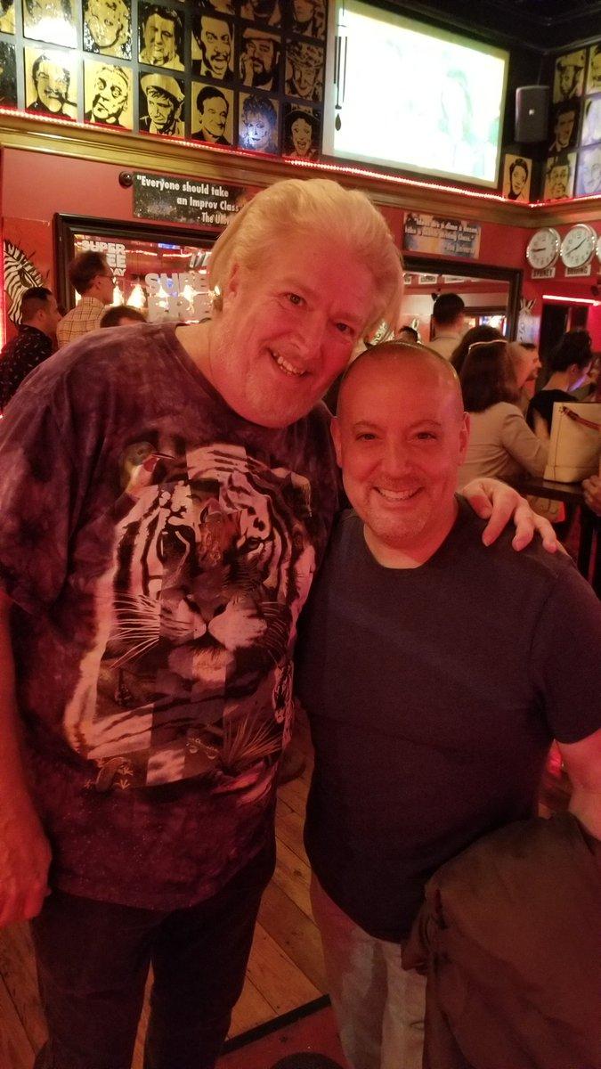 With my good buddy JOE MANNETTI last night at @ike_Avelli 's 50 Shades Of Gay at @thepitnyc .   @tymmoss #joemannetti #50shadesofgay #goodfriends #gaymoviestar #lgbtactivists #lifeoftym