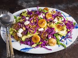 Red Cabbage #Salad With Roasted Cipollini Onions Recipe   https://t.co/YwhSZ4X8P7 https://t.co/ZclSNBjy5o