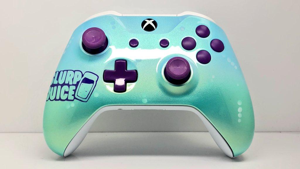 Gamestyling On Twitter Fortnite Xbox One S Slurp Juice