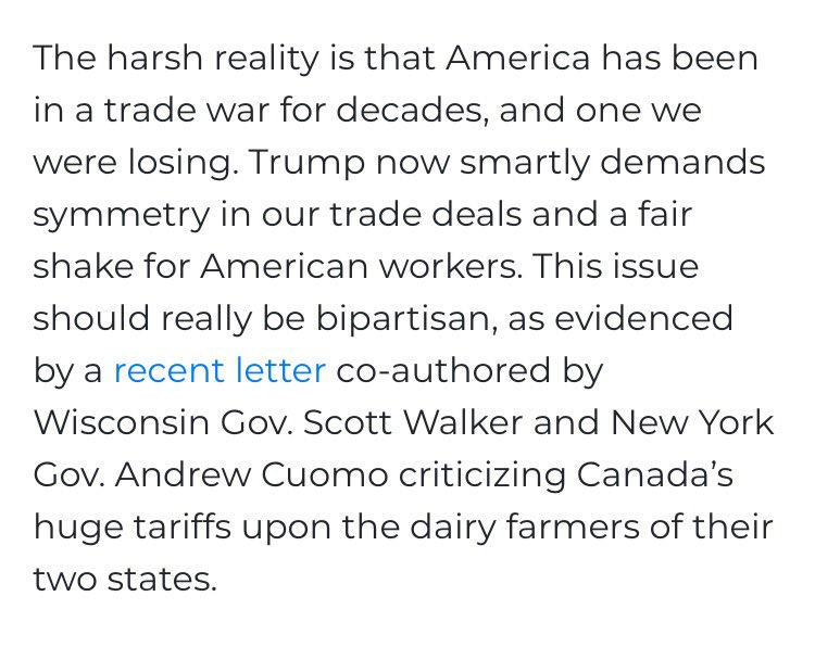 #AmericaFirst does not mean America Alone.  Better trade deals to come, my article...  https://t.co/bFiaamllrE