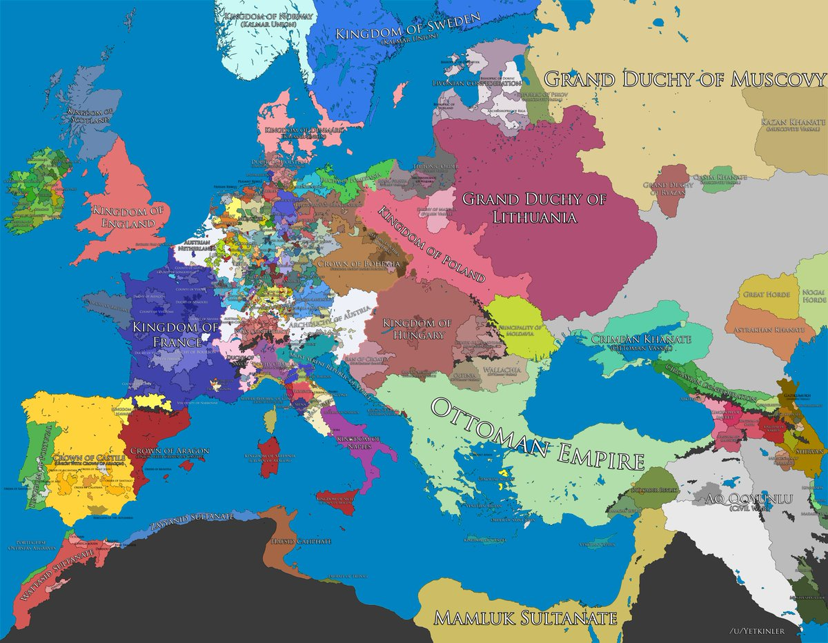 My country? Europe. on Twitter: