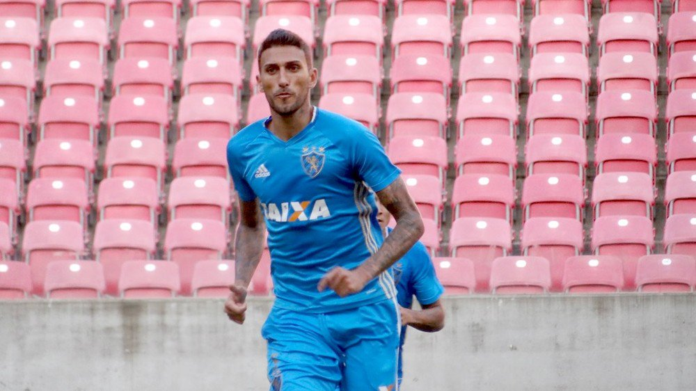 Com Sport embalado, Rafael Marques teme queda de rendimento após parada da Copa https://t.co/JQDcxkYrTT