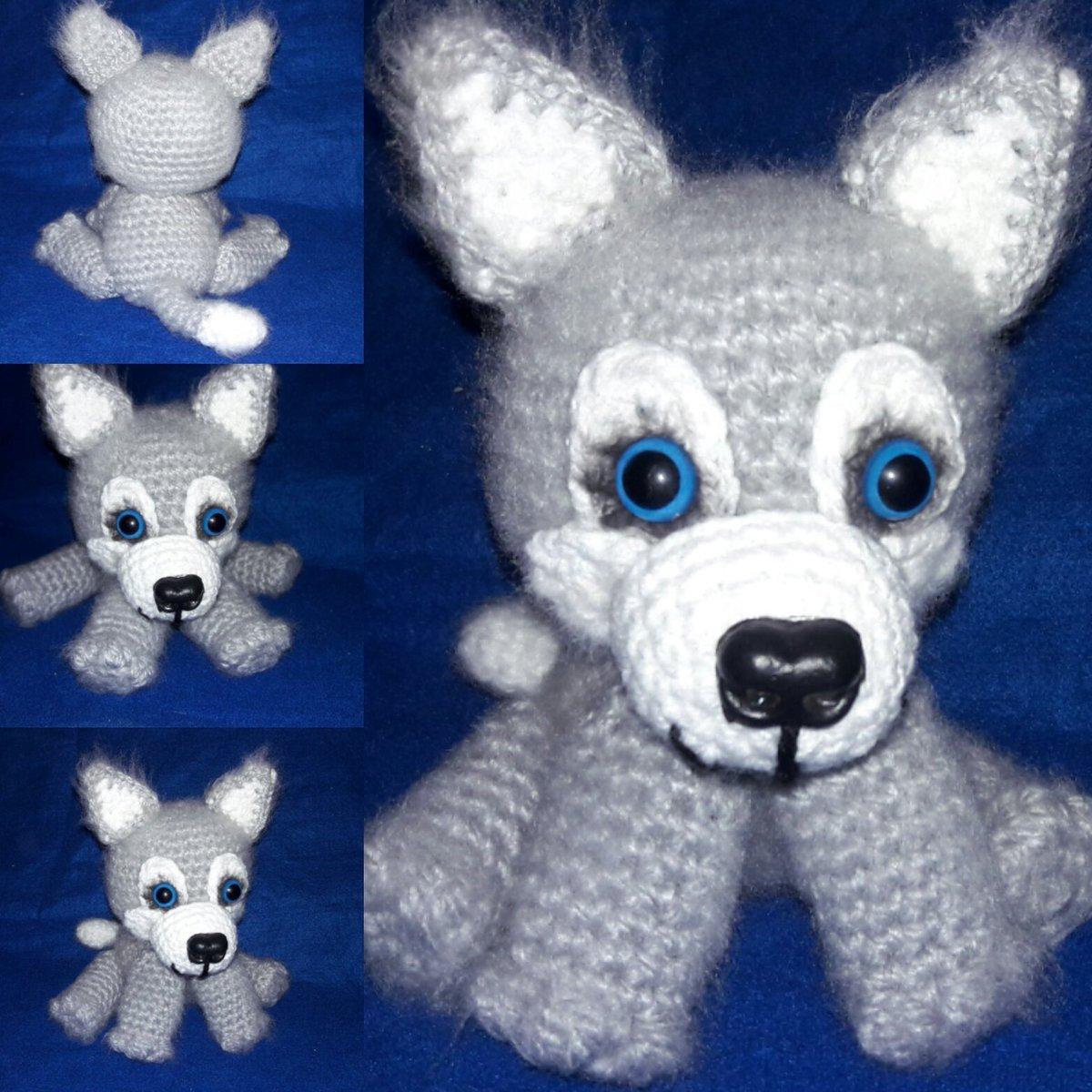 Amigurumi Husky Beret Free Crochet Pattern - Crochet Pic2re | 1200x1200