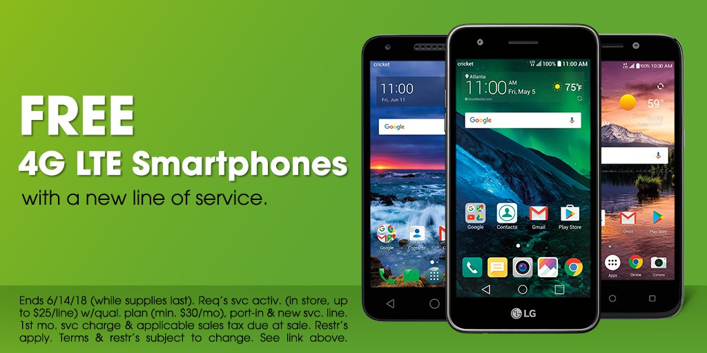 Cricket Wireless On Twitter Looking To Add A Line To The
