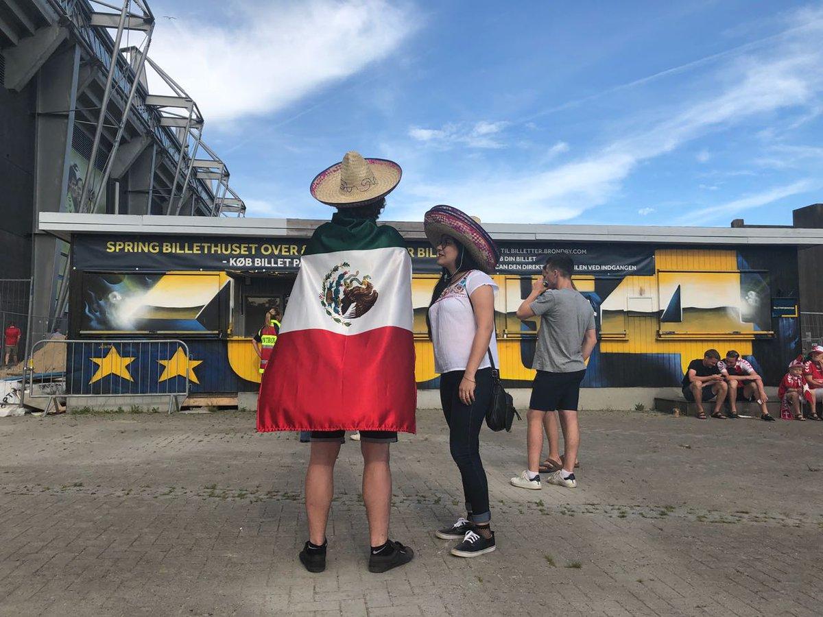 partido dinamarca mexico