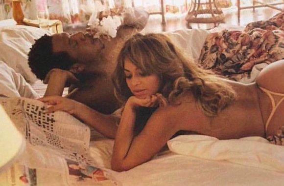 Beyonce Thong
