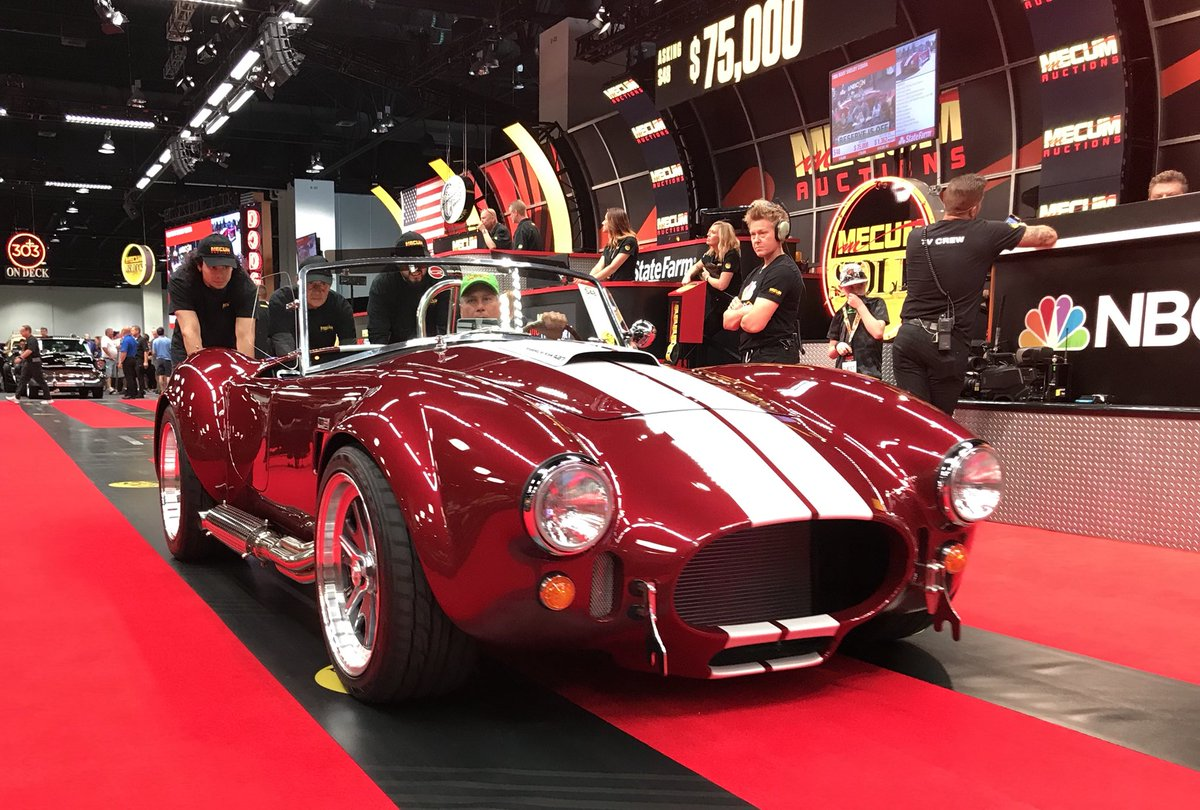 Mecum Auctions on Twitter: