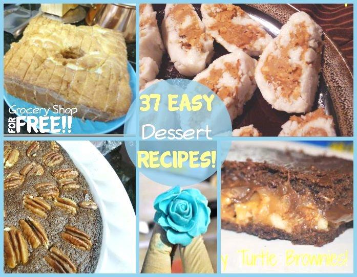 37 Easy Dessert Recipes!  https://t.co/WVeSzntxkU  #dessert #easyrecipe #yummy #chocolate #recipe #food #treat https://t.co/rESiOTC9kR