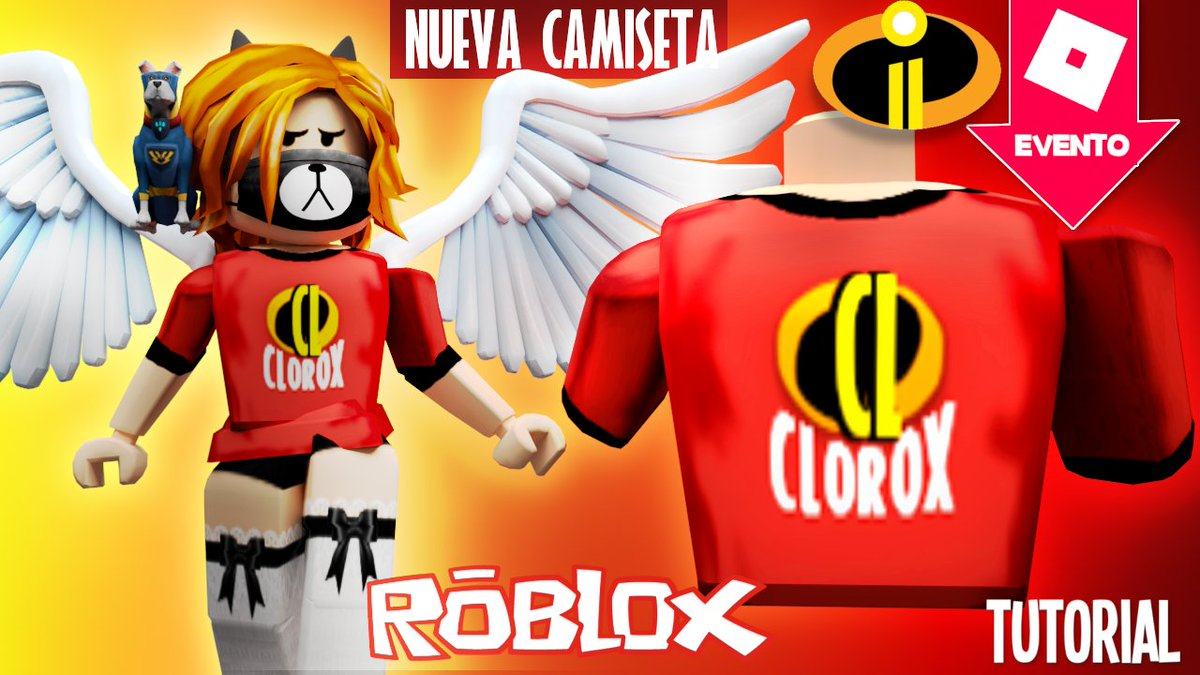 Robloxeventoincreibles Hashtag On Twitter - r t shirt roblox