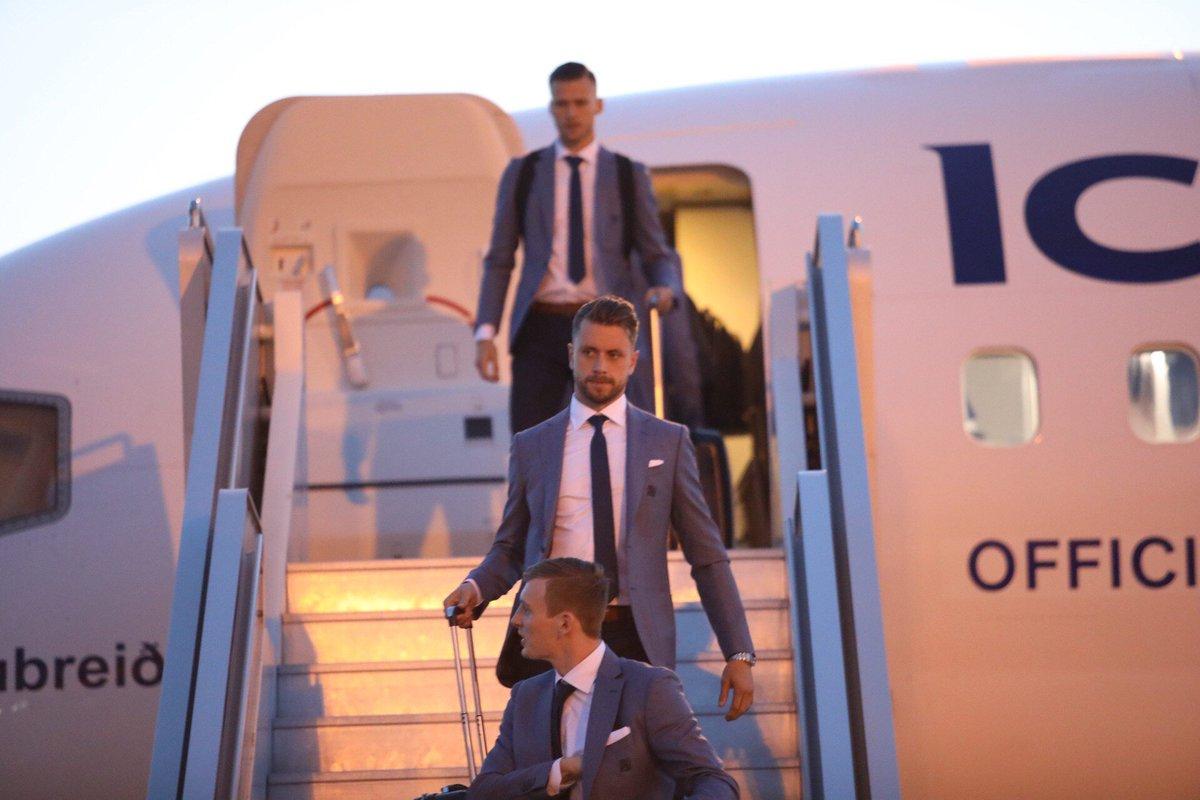 Menanti Kejutan Islandia, Negara Terkecil di Piala Dunia 2018 - 1