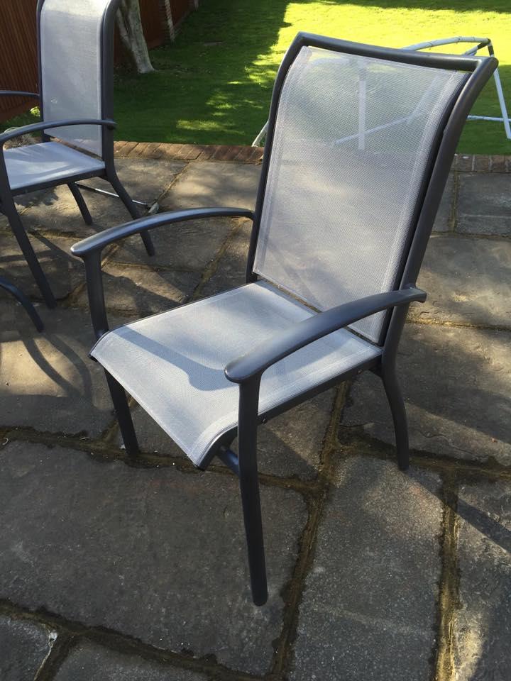 Garden Furniture Cheshire Gardenfurniture hashtag on twitter pointnorth gardenfurniture summer mesh chair cheshire repair reuse recyclepicitteryfos1yn2f0 workwithnaturefo